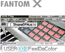 Roland Fantom X Video Tutorial Set